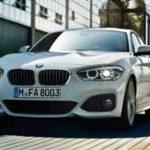 新型 BMW 1シリーズ