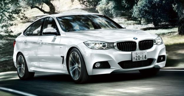 BMW 3シリーズ(グランツーリスモ)