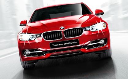 新型 BMW 3シリーズ セダン