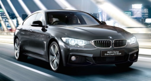BMW 4シリーズ(グランクーペ)