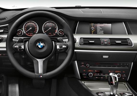 BMW 5シリーズ(グランツーリスモ)