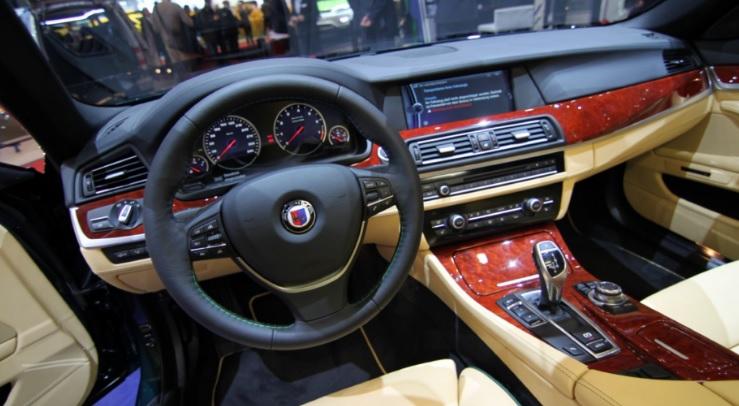 新型 BMW B5 アルビナ グレード別情報・値引き額・最安値