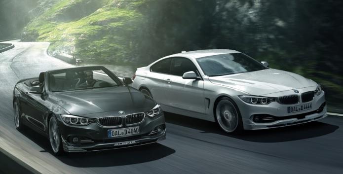 新型 BMW D4 B4 アルビナ グレード別情報・値引き額・最安値