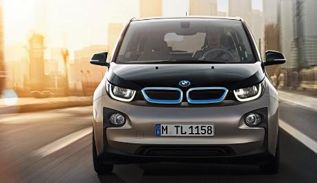 新型 BMW i3