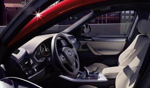 新型 BMW X4