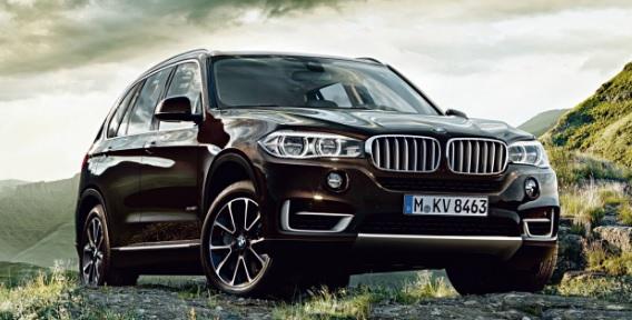 新型 BMW X5