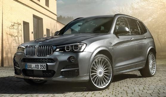 新型 BMW XD3 アルビナ グレード別情報・値引き額・最安値